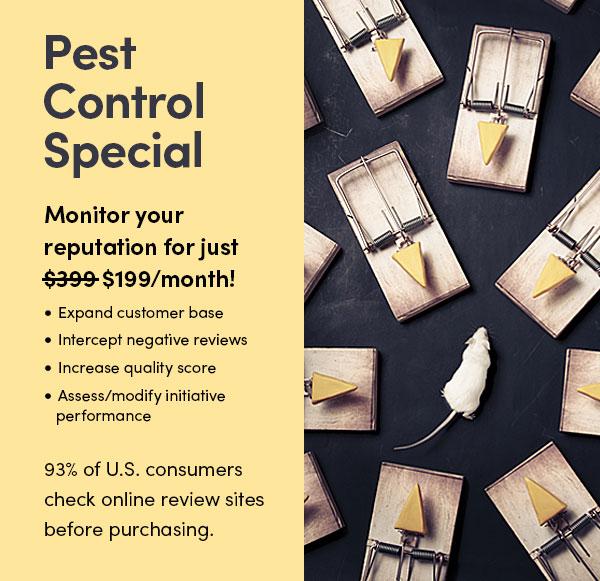 Pest Control ORM